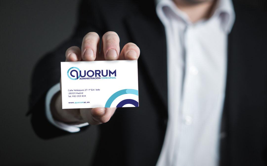 Ponemos en marcha nuestra web quorumac.es